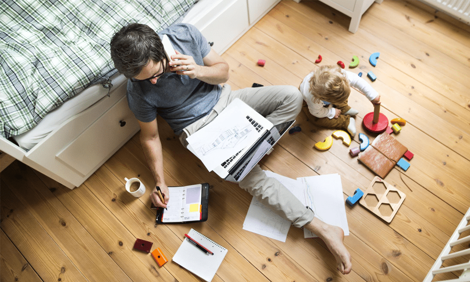 How Working Parents Can Let Go of Perfectionism